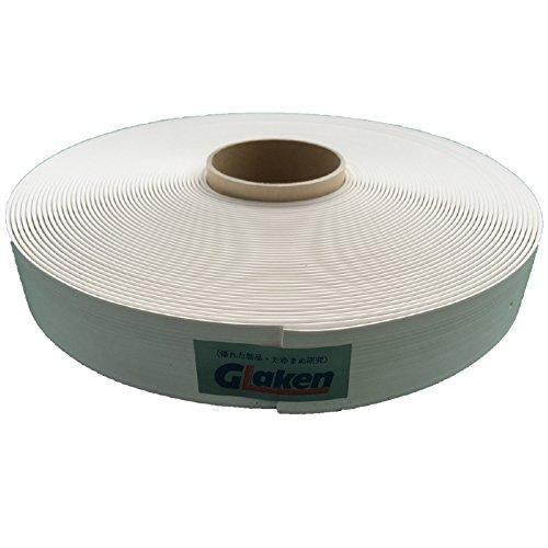 グラスファイバー工研 駐車場用ラインテープ ブーブーライン 4cm x 25m [BBL4-25] 白 B00MLXBGPC