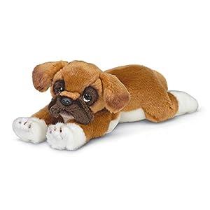 Bearington Roscoe Boxer Plush Stuffed Animal Puppy Dog, 15 inches 27