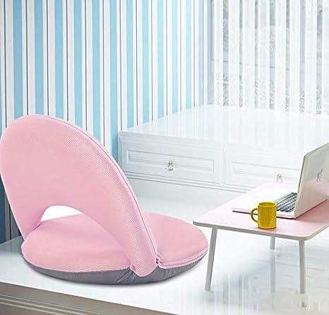 Amazon.com: Yuziyu Adjustable Floor Chair with Back Support ...