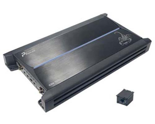 (Performance Teknique ICBM-7893 Performance Teknique 2 Channel MOSFET Bridgeable Power Amplifier)