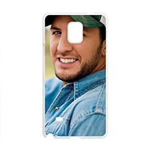 American Country Singer Luke Bryan Cell Phone Case for Samsung Galaxy Note4