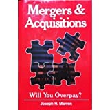 Mergers and Acquisitions, Joseph H. Marren, 0870945815