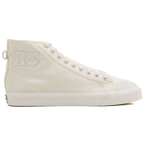 adidas by Raf Simons Unisex Raf Simons Spirit High Off-White/Off-White/Black 8.5 M UK