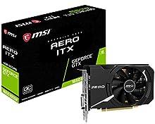 GeForce GTX 1650 Super Aero ITX OC - Tarjeta gráfica Performance