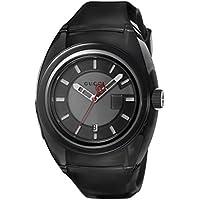 Gucci Sync XXL Grey Dial Men's Watch (Black)