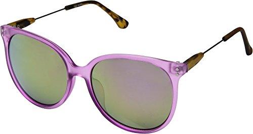 Steve Madden Women's Paige Purple Sunglasses