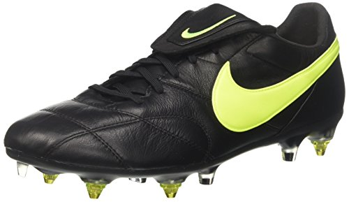 Nike Herren Premier Ii Sgpro AC Fußballschuhe Schwarz (Black/Volt Black)