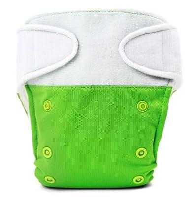 BabyKicks Basic Cloth Diaper Hook and Loop Closure