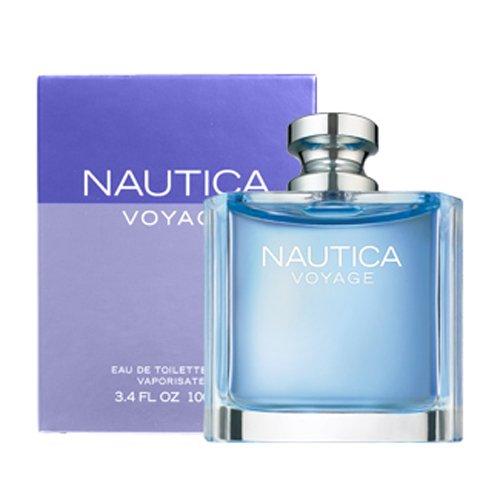 Nautica Voyage par Nautica pour les hommes. Eau De Parfum Spray 3,4 onces