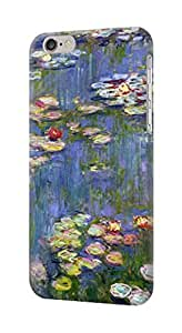 """S0997 Claude Monet Water Lilies Case Cover For IPHONE 6 (4.7"""") by icecream design"""