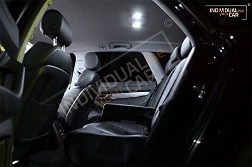 Innenraumbeleuchtung Set Für A6 4f Avant Pure White Auto