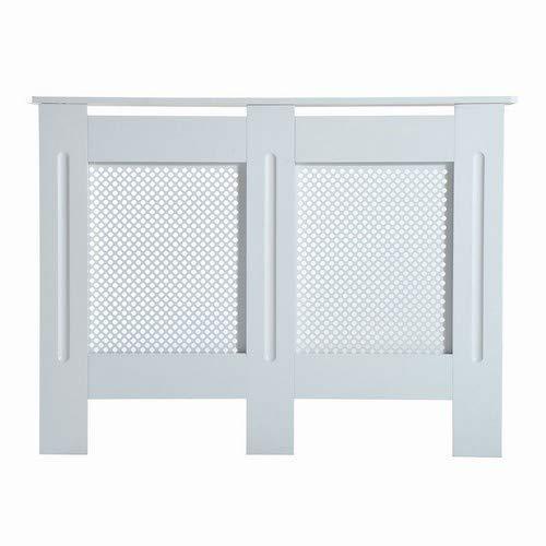 Cubierta de madera marca Homcom para radiador: moderna, con ...