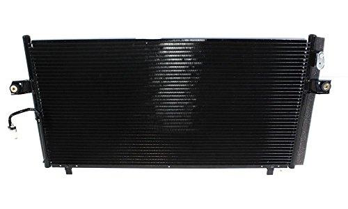 Kool Vue AC Condenser For 99-2001 Nissan Maxima Infiniti I30 requires drier
