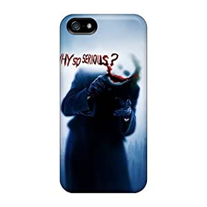 Excellent Hard For SamSung Galaxy S4 Phone Case Cover (cRD12258zWQh) Support Personal Customs Trendy Joker Why So Serious Pattern