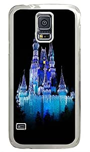 Samsung Galaxy S5 Beautiful city at night 06 PC Custom Samsung Galaxy S5 Case Cover Transparent