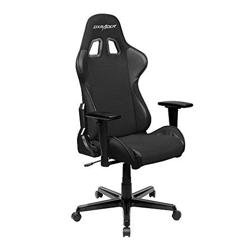 41rk%2BB9aASL - DXRacer-Formula-Series-DOHFH11-Newedge-Edition-Racing-Bucket-Seat-Office-Chair-Recliner-Esport-WCG-IEM-ESL-Dreamhack-PC-Gaming-Chair-Ergonomic-Computer-Mesh-Chair-DXRACER-Rocker-Comfortable-Chair