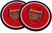 Arsenal FC Coaster Set (Pack Of 2)