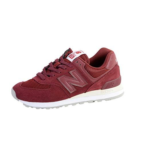 Para New Rojo Hombre Zapatillas 574v2 Balance xtwwn4q1A8