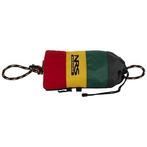 NRS Rasta Rescue Throw Bag Rasta IN75';3/8 IN IN IN