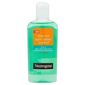 Neutrogena Visiblemente Clear Spot Stress Control–Loción de limpieza diaria–200ml