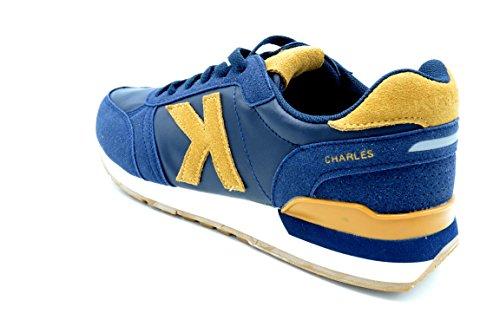 Charles para Zapatillas Kelme 17 Azul Hombre FTqAAw