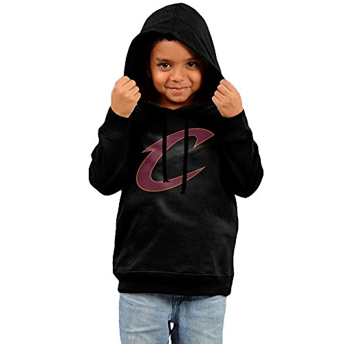 Kid's Cleveland Cavaliers Fleece Hoodie Sweatshirt 3 Toddler
