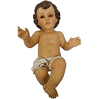 Global Gift Collection 16 Inches Baby Jesus Niño Dios Holy Religious Figurine Decoration, 16