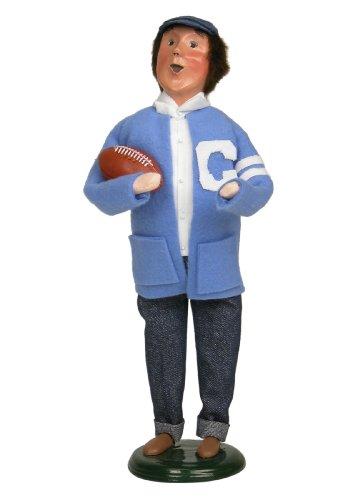 Byers Choice Sock Hop Kids Boy Figurine