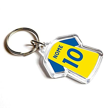 Llavero Mini camiseta Escuadra Fútbol Chievo Verona Serie A ...
