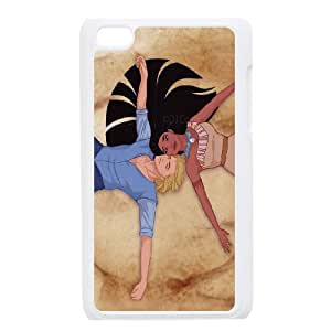 Disney Cartoon Pocahontas for Ipod Touch 4 Phone Case 8SS460504