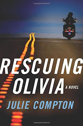 book cover of Rescuing Olivia