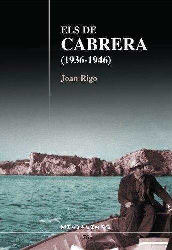 Descargar Libro Els De Cabrera : El Testimoni De Jeroni Bonet
