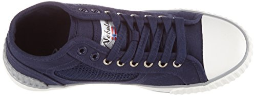 Nebulus Ladies Best High Sneaker Blu (navy)