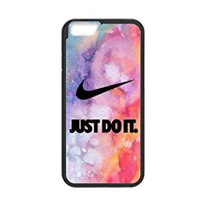 Exquisite stylish phone protection shell iPhone 6,6S Plus 5.5 Inch Cell phone case for Nike Just Do It Brand Logo pattern personality design