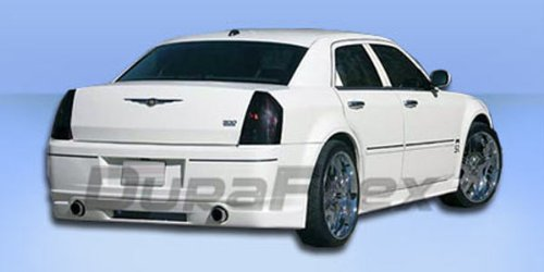 Duraflex Replacement for 2005-2010 Chrysler 300 300C VIP Rear Lip Under Spoiler Air Dam - 1 Piece