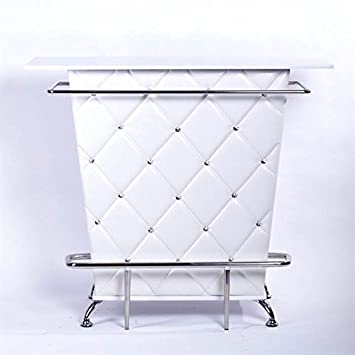 Lounge House Bar Table Counter Minibar Design Furniture White From