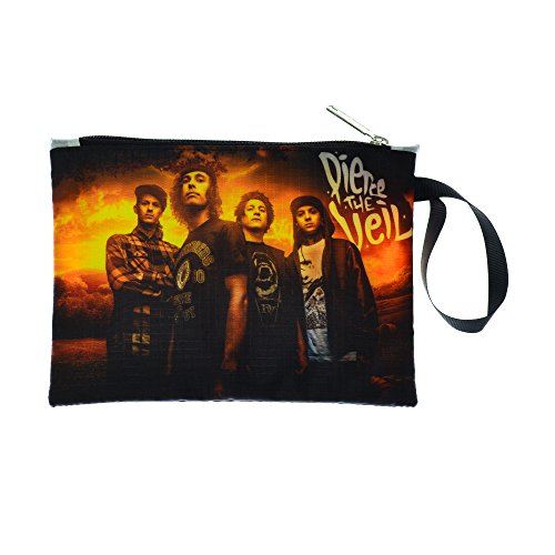 American rock Pierce the Veil bags pouch 342 (Hot Topic Guitar)