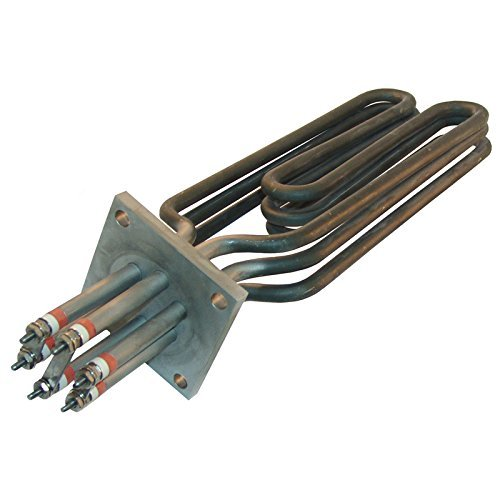 Chromalox CHROMALOX 304231001 Dishwasher Heater 200/208V 10000/10800W 12-1/2'' L For Hobart C-44 54 64 341013