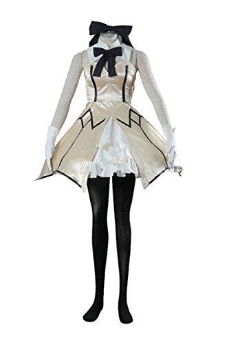 Swordsman Female Costume (Love The Holy Grail War Cosplay Costume-Saber Lily Swordsman 9Pcs)