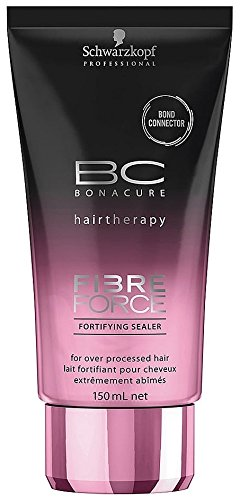 BC Bonacure FIBRE FORCE Fortifying Sealer, 5.07-Ounce Cuticle Sealer
