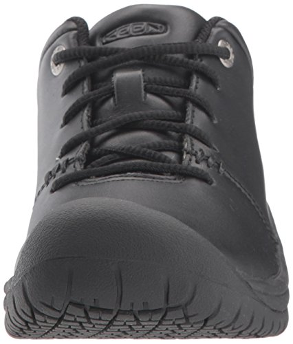authentic online KEEN Utility Women's PTC Oxford Work Shoe Black outlet sale r9UGMuV