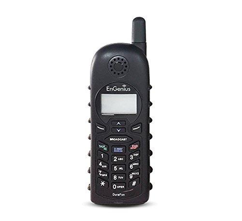 EnGenius DuraFon 1X-HC Long Range Industrial Cordless Phone Handset (DURAFON 1X-HC) -