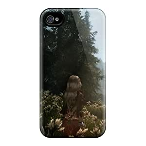 New Design Shatterproof PWuoFKx279QpINu Case For Iphone 4/4s (lost Lady)