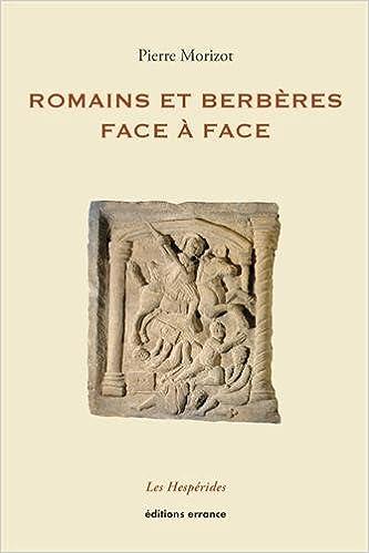 Lire Romains et Berbères face à face epub, pdf