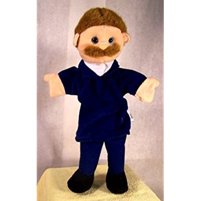 "12"" Dad ( palm puppet): Toys & Games"