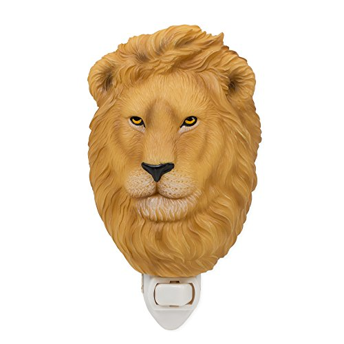 - Lion - Hand Painted Nightlight By Ibis & Orchid Design