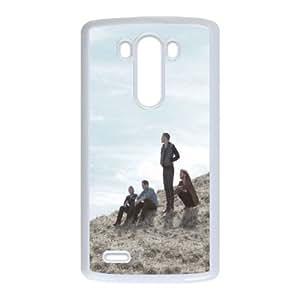 Imagine Dragons LG G3 Cell Phone Case White E5897895