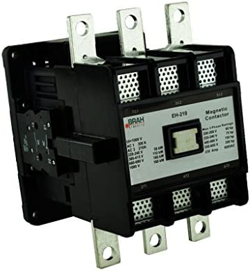 EH Contactor EH-210-30-22 120V Direct Replacement for ABB EH Contactor EH-210-30