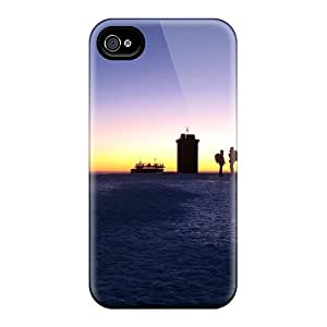 Fashion Protective Waiting For Sunrise Cases Covers For Iphone 6
