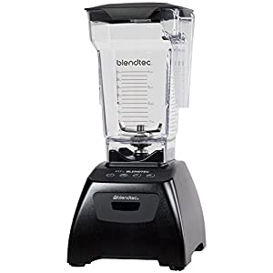 Blendtec Classic Fit Blender with FourSide Jar (75 oz), 30-sec Pre-programmed cycle, High-Low Pulse, Professional-Grade… 6